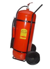 stingator transportabil cu spuma